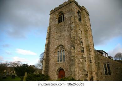 St Wilfrid's Church Ribchester