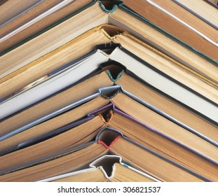 stack of books - resources