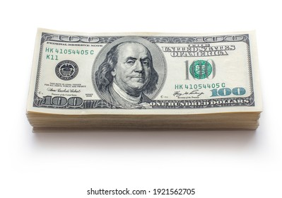 stack of dollars with angry face of Franklin
