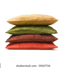 Stack of pillow