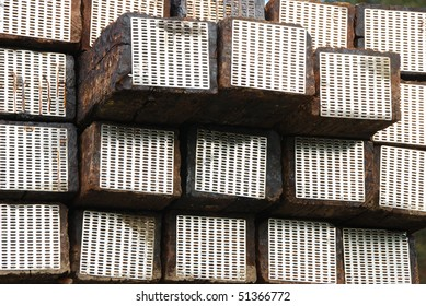 Railroad Tie Images, Stock Photos & Vectors | Shutterstock
