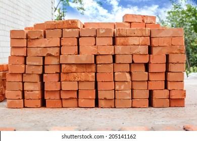 Stacked Bricks Images Stock Photos Vectors Shutterstock