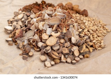 Stacked Chinese herbal medicine prescription