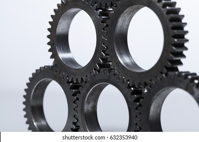 Stacked Machine Gears