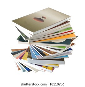 stacking colorful soft books