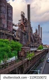 The Stacks at Bethlehem Steel