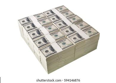 1 Million Dollar Bill Images, Stock Photos & Vectors
