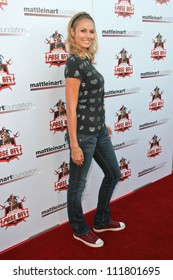 Stacy Keibler at the First Annual Celebrity Bowling Night to Benefit the Newly Launched Matt Leinart Foundation. Lucky Strike Lanes, Hollywood, CA. 07-12-07