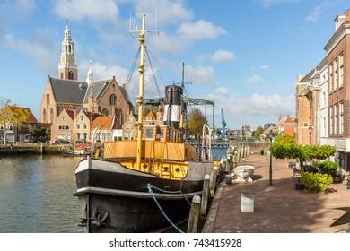 Stadhuiskade, Maassluis, The Netherlands