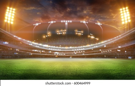 Cricket Ground Images, Stock Photos & Vectors | Shutterstock