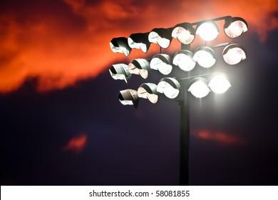 Stadium Night Lights