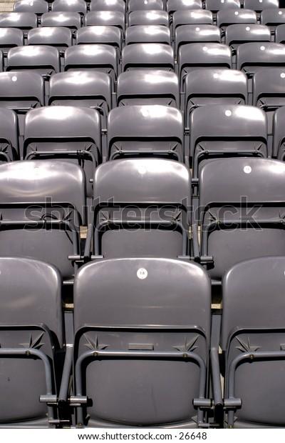 Stadium Seats, in Croke Park