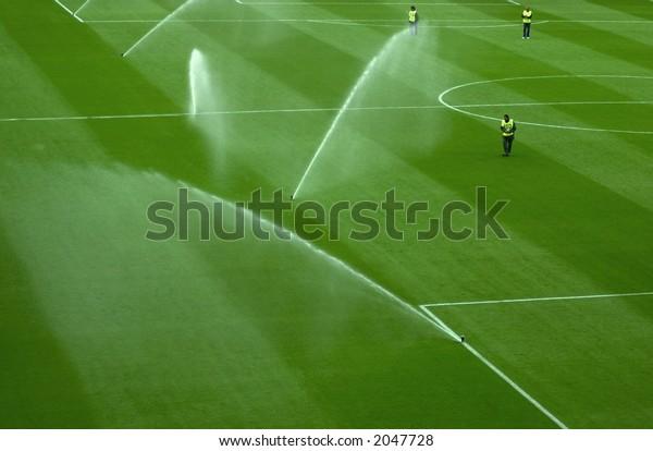 stadium watering system