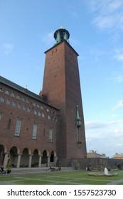 Stadshus Stockholm Sweden town hall