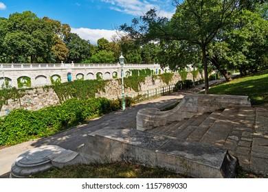 Stadtpark, Vienna, popular tourist destination in Austrias capital city