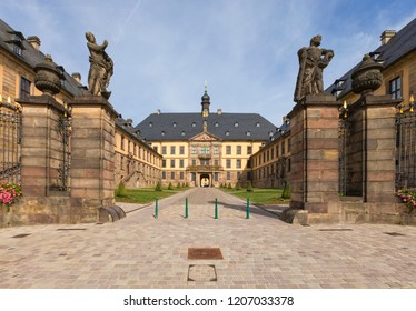 Stadtschloss palace at Fulda, Hesse, Germany