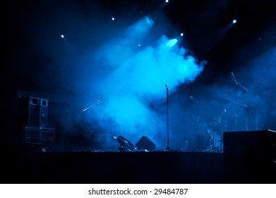 Stage In Lights 4