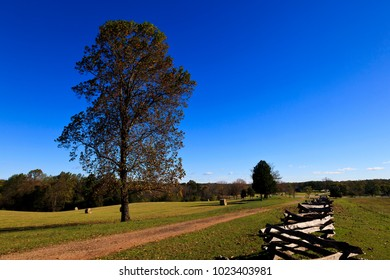 Stage Road at Appomattox in Virginia