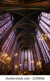 Stained Glass Cathedral.