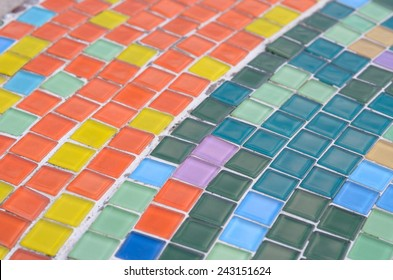 stained glass ground