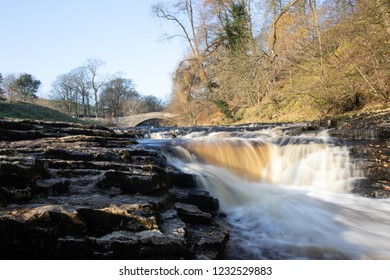 Stainforth force on the Dales Way near Settle in the Yorkshire Dales