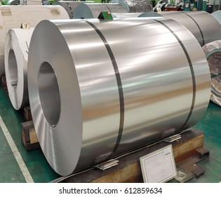 Stainless rolled steel, low light area