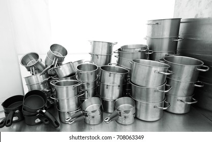 Stainless steel cookware , kitchenware set, Stainless steel pots, Kitchen utensils