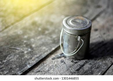 Stainless Steel Deep Dabba(Box)