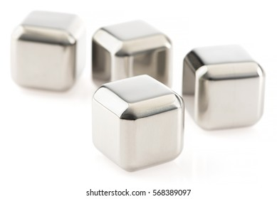 stainless steel ice cubes whiskey stones