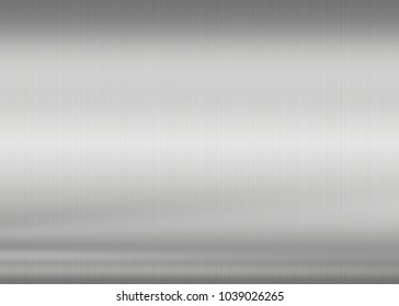 Stainless steel or metal background