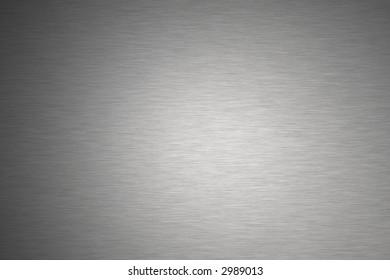 Stainless steel metallic background