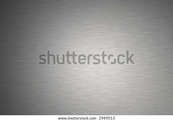 Stainless steel metallic background