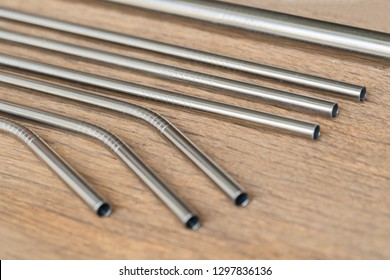 Stainless steel straws for reusable and reduce the use of plastic straw. Reduce plastic waste in environment.