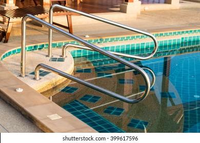 Handrail Pool Images, Stock Photos & Vectors | Shutterstock