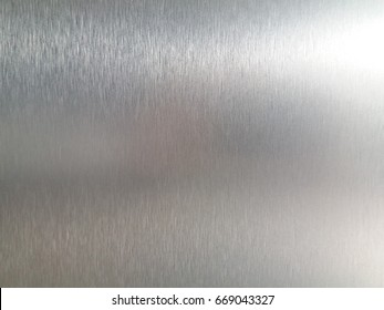 Stainless steel texture for background.