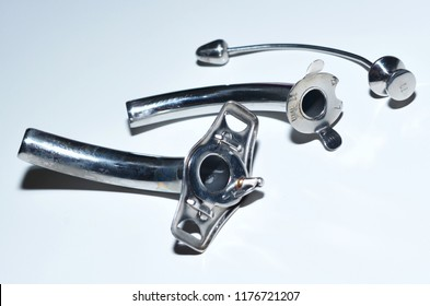 stainless tracheostomy tube