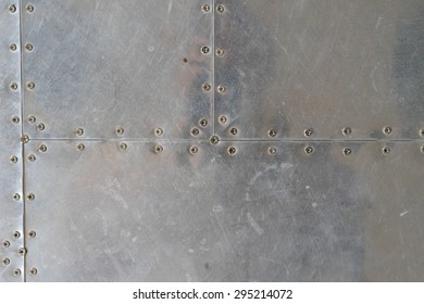 stainless wall