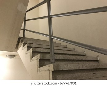 Stair case of the building