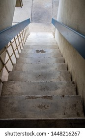 A stair flight is a run of stairs or steps between landings. A staircase or stairway is one or more flights of stairs leading from one floor to another.