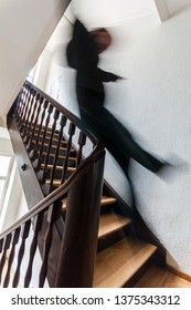 Stair Railing interior