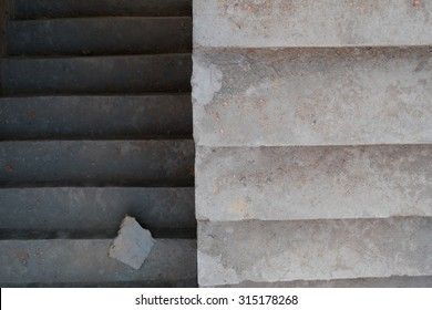 Cement Staircase Images Stock Photos Vectors Shutterstock