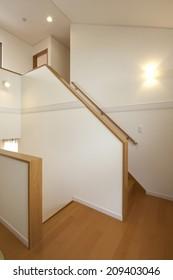 A Stairs Of Atrium