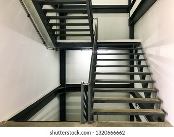 The stairs up or down floor