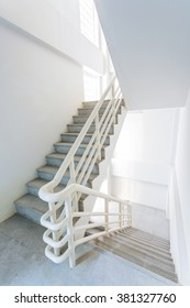 Stairs for emergency exit