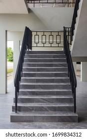 Treppen für den Auf- und Abstieg