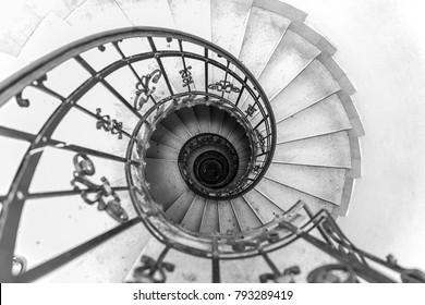 Stairs to the infinite
