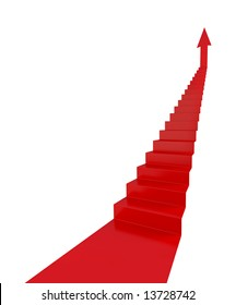 Stairs of Success