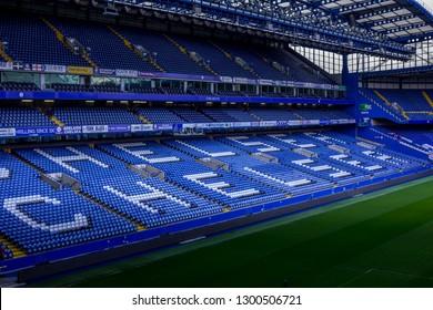 Chelsea Stadium High Res Stock Images Shutterstock
