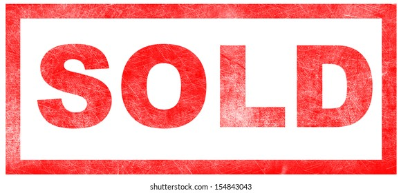 Stamp of Sold