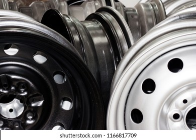 stamped wheels for cars